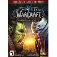 Blizzard World of Warcraft: Battle for Azeroth Deluxe Edition
