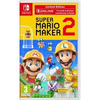 Nintendo SWITCH Mario Maker 2 Limited Edition