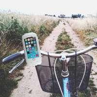 Afholte Cykelholder iphone 6 Mobiltelefon tilbehør - Sammenlign priser hos MB-98