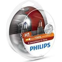 Philips H1 X-treme Vision G-Force +130% (2 stk)