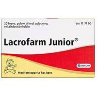 Lacrofarm Junior, pulver til oral opløsning - 30 stk.