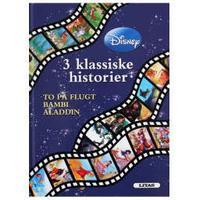 Disney - 3 klassiske historier