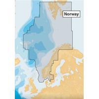 Navigationskort navionics guld+ 44xg, norge