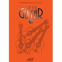Spil guitar 1 lærebog