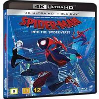 Spiderman Into The Spider Verse, 4K Uhd Blu-Ray