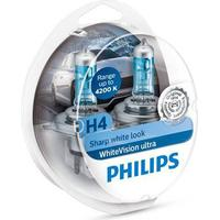 Philips Whitevision Ultra H4 + W5W