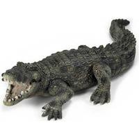 Schleich Wild Life Krokodil Reptil Wildtier Spielfigur 18 cm 14736