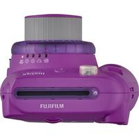 Instax Mini9 Analog Instant Kamera Clear Purple