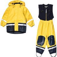 Didriksons Boardman Kid's Set - Yellow (161500472050)