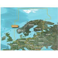 BlueChart g3 Vision søkort large EU721L