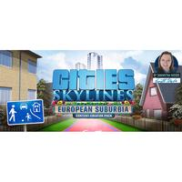 Cities: Skylines - Content Creator Pack - European Suburbia