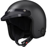 Sena Pilot hjelm SAVAGE med integreret Bluetooth 4.1-headset Intercom FM-radio med 2 hjelm skærme M 57/58