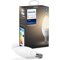 Philips Hue White LED pære - E14 Kerte - BT