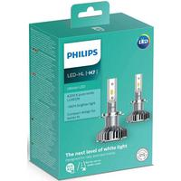 Philips Ultinon H7 LED +160% mere lys ( 2 stk.)