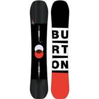 Snowboard Burton Custom Flying V 19/20 (Sort/Rød/Hvid)