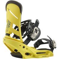 Snowboardbindinger Burton Mission Est 19/20 (Grellow)