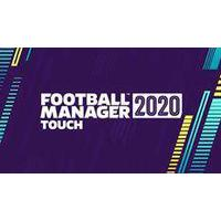 SEGA Football Manager 2020 Touch