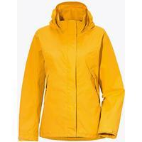 Didriksons Grand Jacket - Oat Yellow