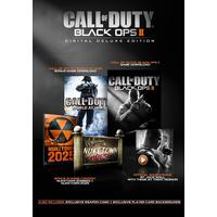 Activision Call of Duty: Black Ops II Digital Deluxe Edition