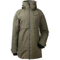 Didriksons Helle Parka Crocodile Green
