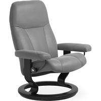 Stressless Consul L 85cm Leather Recliner stol