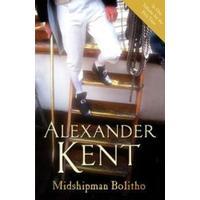 """Midshipman Bolitho: """"Richard Bolitho - Midshipman"""", """"Midshipman Bolitho and the Avenger"""" and """"Band of Brothers"""" (Häftad, 2008), Häftad, Häftad"""