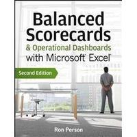 Balanced Scorecards & Operational Dashboards with Microsoft Excel (Häftad, 2013), Häftad