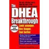 The Dhea Breakthrough (Häftad, 1998), Häftad, Häftad