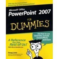 Microsoft Office PowerPoint 2007 for Dummies (Häftad, 2006), Häftad, Häftad