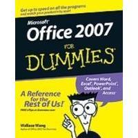 Microsoft Office 2007 for Dummies (Häftad, 2007), Häftad, Häftad