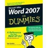 Microsoft Office Word 2007 for Dummies (Häftad, 2006), Häftad
