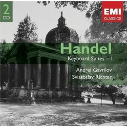 Handel - Keyboard Suites, Vol 1