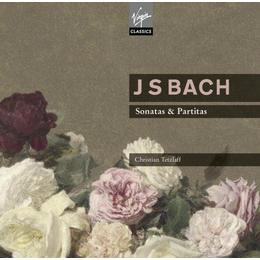 Bach - Keyboard Sonatas & Partitas