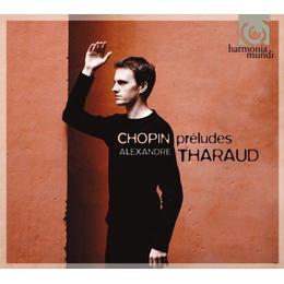 Alexandre Tharaud - Chopin - Prelude