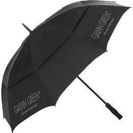 Galvin Green Tromb Umbrella Black/Silver (G319070)