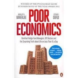 Poor Economics (Häftad, 2012), Häftad, Häftad
