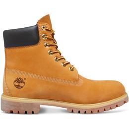 Timberland Icon 6-inch Premium Boot - Wheat Nubuck