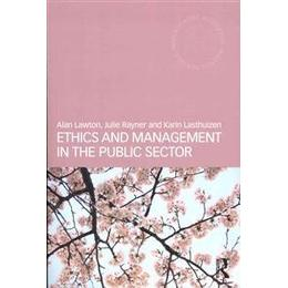 Ethics and Management in the Public Sector (Pocket, 2013), Pocket