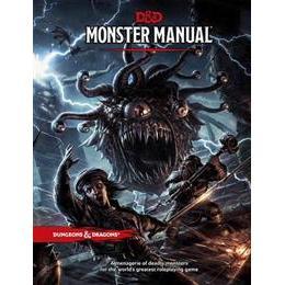 Monster Manual (Inbunden, 2014), Inbunden