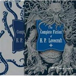 The Complete Works of H. P. Lovecraft (Inbunden, 2014), Inbunden