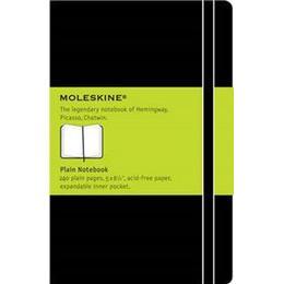 Moleskine Plain Notebook Large (Inbunden, 2008), Inbunden