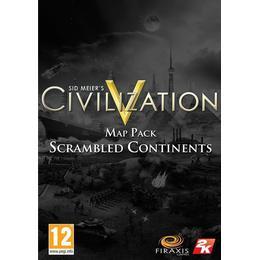 Civilization v - scrambled continents map pack download 1.12.2
