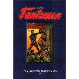 Fantomen: den inbundna årgången 1954. D. 1 (Inbunden, 2006)