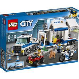 Lego City Mobil Kommandocentral 60139