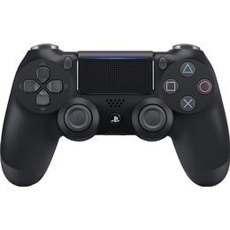 Sony DualShock 4 V2 - Sort (PlayStation 4)