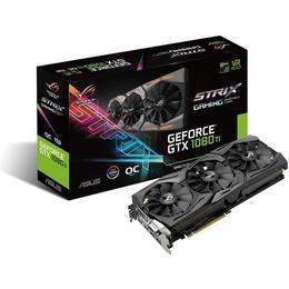 ASUS ROG Strix Geforce GTX 1080 Ti Gaming OC (STRIX-GTX1080TI-O11G)