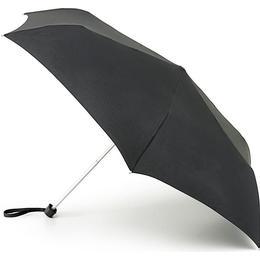 Fulton Miniflat 1 Umbrella Black