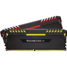 Corsair Vengeance RGB LED DDR4 2666MHz 2x8GB (CMR16GX4M2A2666C16)