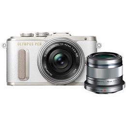 Olympus E-PL8 + 14-42mm + 45mm