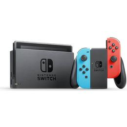 Nintendo Switch - Red/Blue - 2017